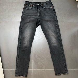 Levi's 501 skinny jeans size 27